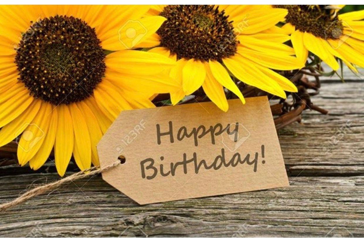 Pin by Matilda Ann Ford on Happy Birthday | Happy birthday ...