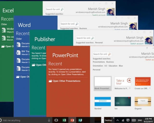 microsoft office 2015 free download full version with product key