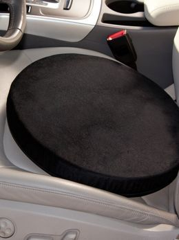 Swivel Car Seat Cushion with 360 Degree Rotation | A | Pinterest ...