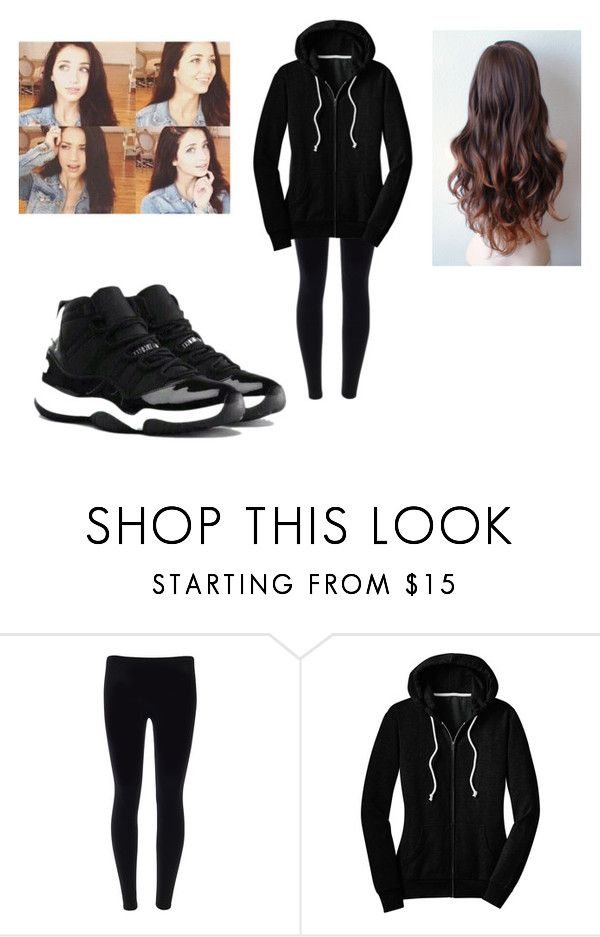 """Stolen"" by harrypotalways ❤ liked on Polyvore featuring NIKE"