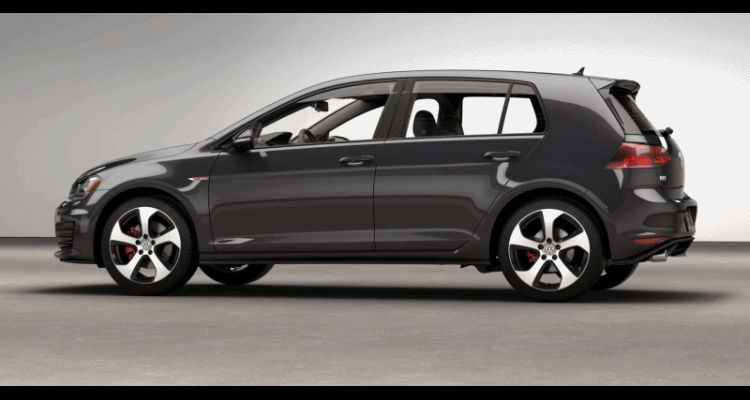 2015 VW GTI Is in the USA Pricing for 2 Door GTI SE and 4 Door