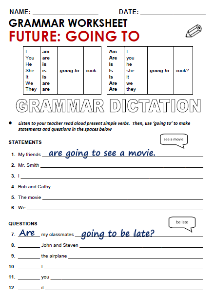 Quality ESL grammar worksheets, quizzes and games - from A to Z ...