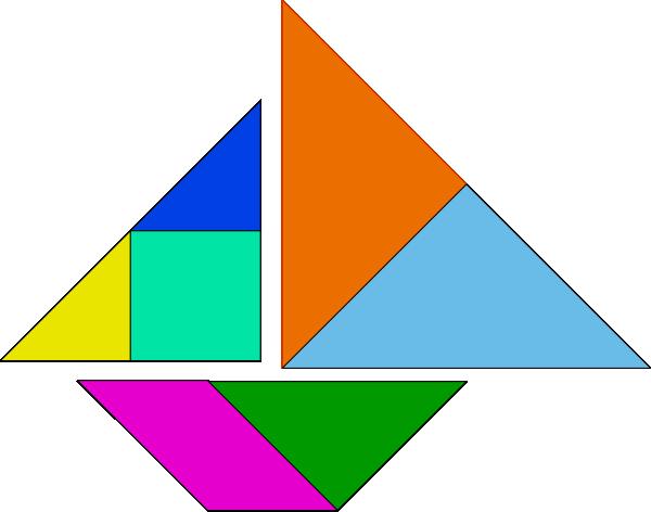 Tangram En Preescolar Webquest Concepto Origen