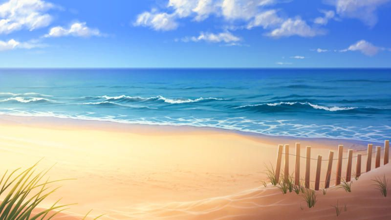 Long Island Beach by tamiart on DeviantArt