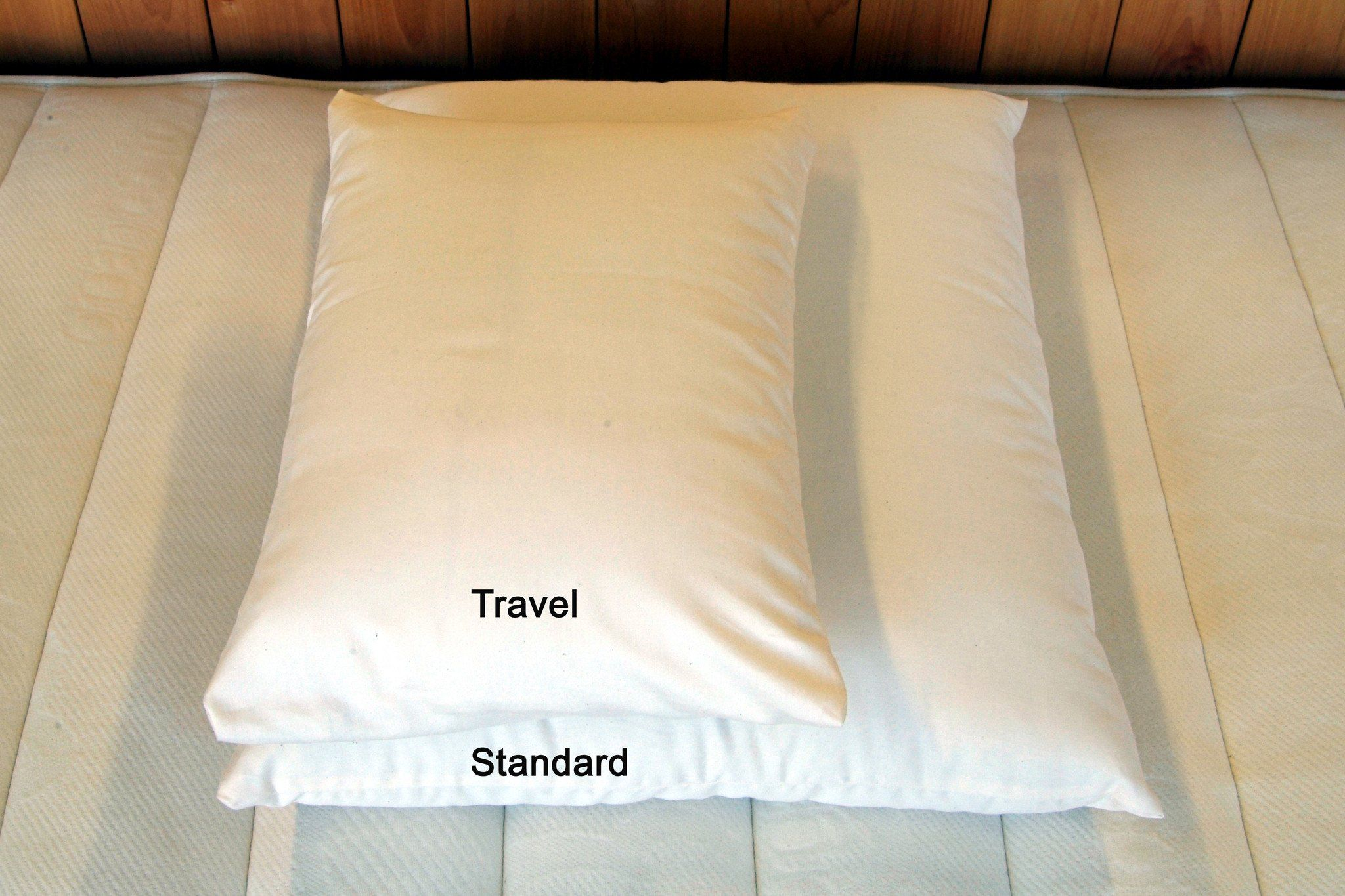 organic wool pillow toddler travel size organic pillows and