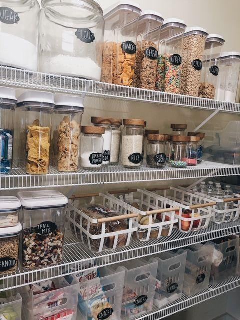 Photo of Wie erstelle ich die perfekt organisierte Speisekammer? – #the #create #I # o… DIY-Projekte #homedecordiy – Wohnkultur diy – Welcome to Blog