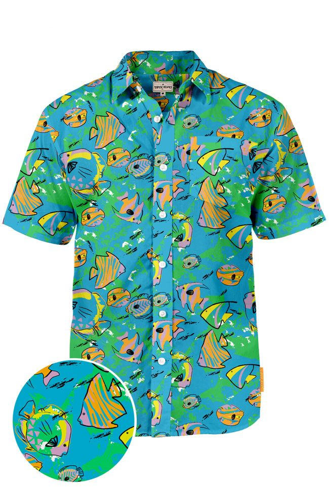 b23dd787 Men's Havana Banana Hawaiian Shirt   Fashion   Shirts, Aloha shirt, Banana