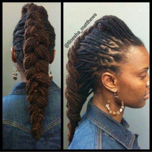50 Luxury Braided Dread Hairstyles