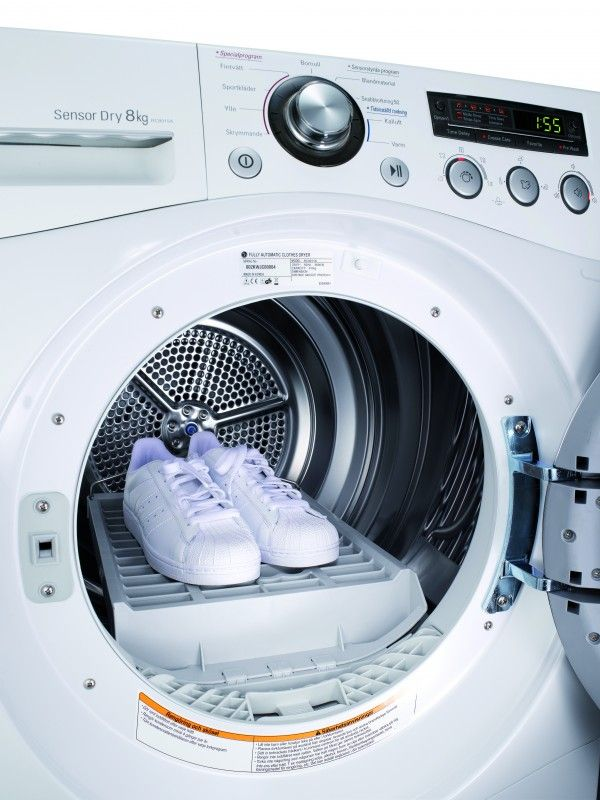 can i put shoes in the washing machine