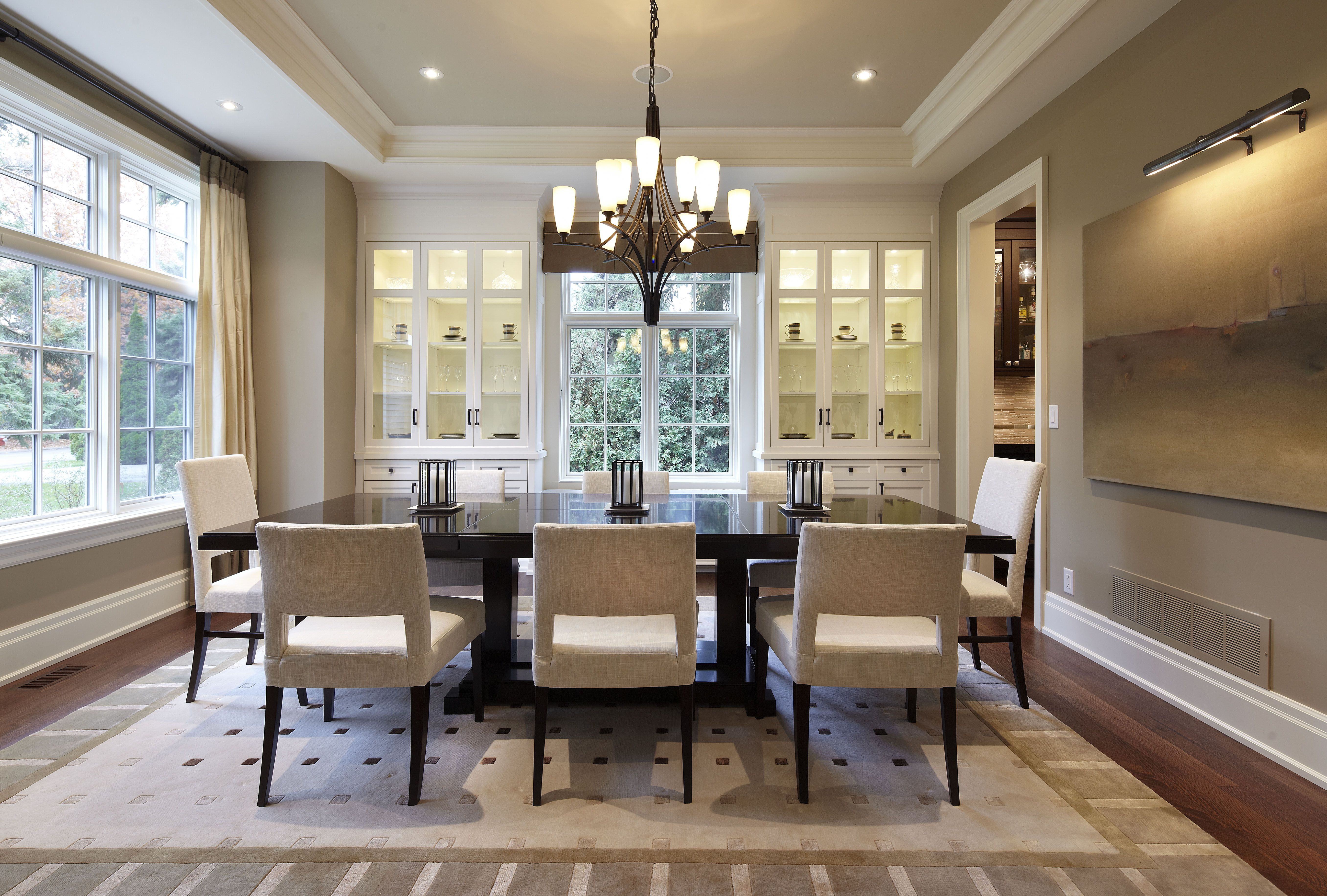 Beautiful Transitional Style Home Decor