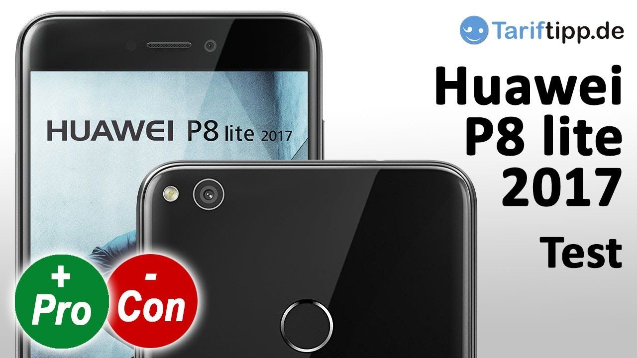 Huawei P8 lite 2017 | Test deutsch