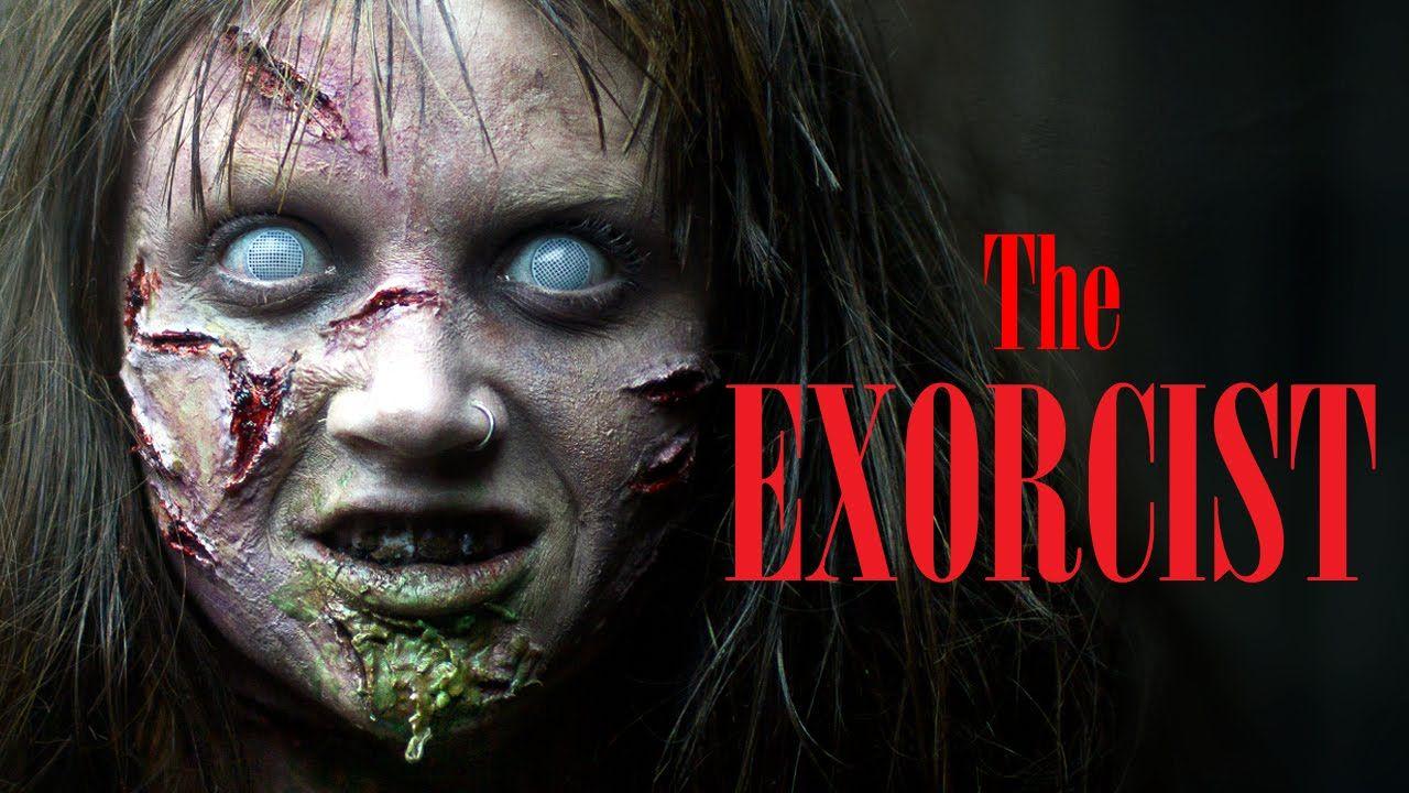 Halloween series 2012: linda blair / regan from the exorcist.