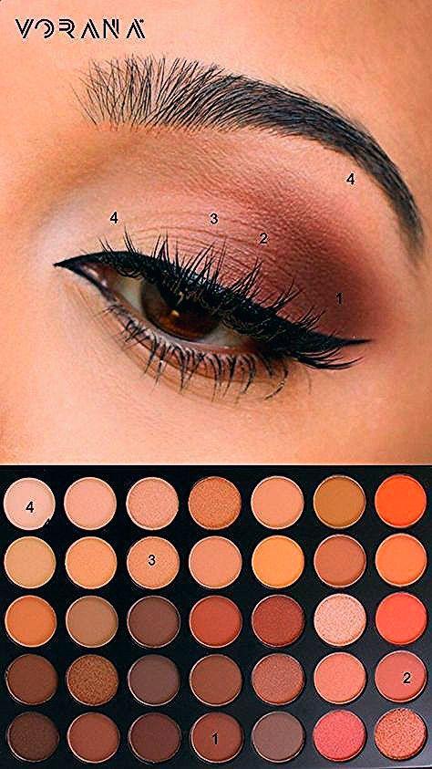 Photo of 25 Make up Tipps zum Besten von die Augen von Anfängern und