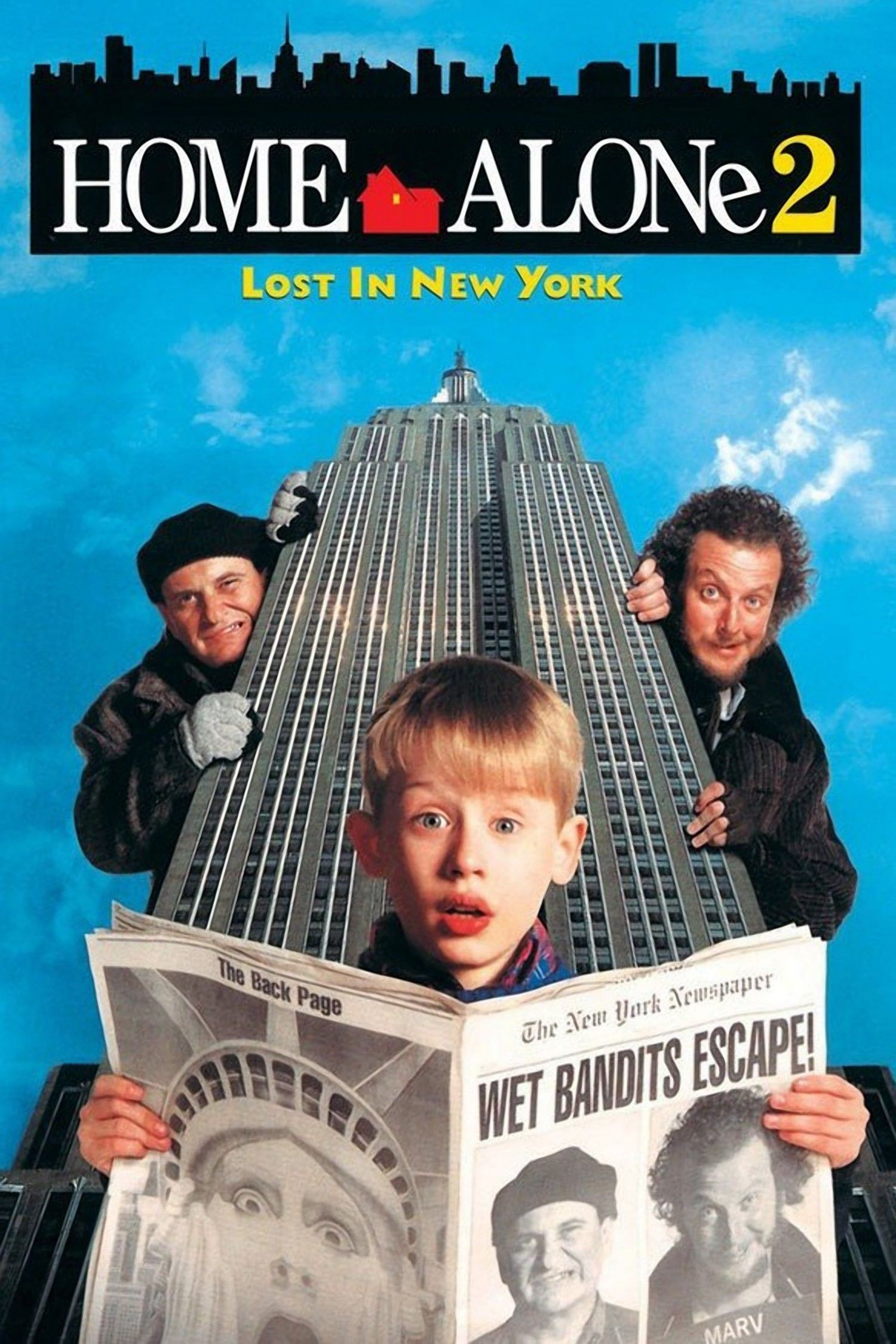 Home Alone 2 Lost In New York Watch Movies Free line