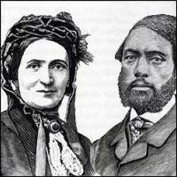 Ellen Craft 1826 1891 And William Craft September 25 1824