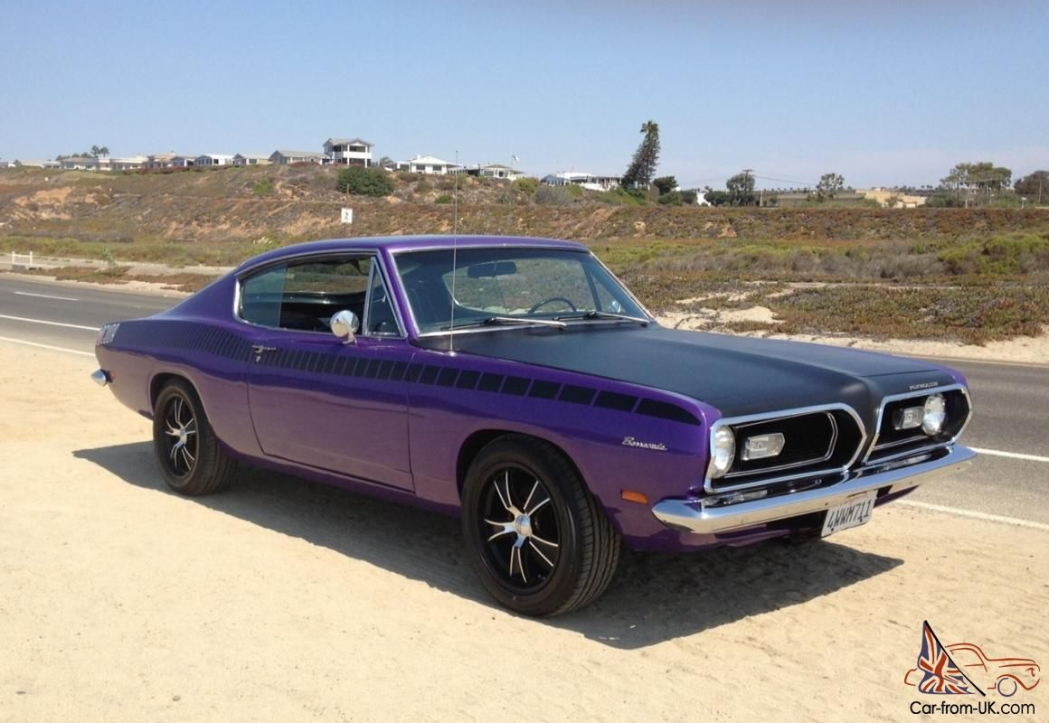 Plum crazy purple mopar photo