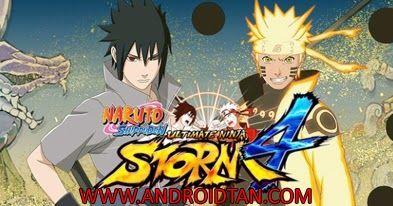 Download Naruto Shippuden Ultimate Ninja Storm 4 V2 0 Apk Android
