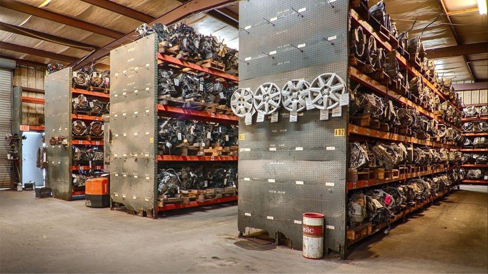 Used Auto Parts Warehouse In 2020 Used Car Parts Discount Auto