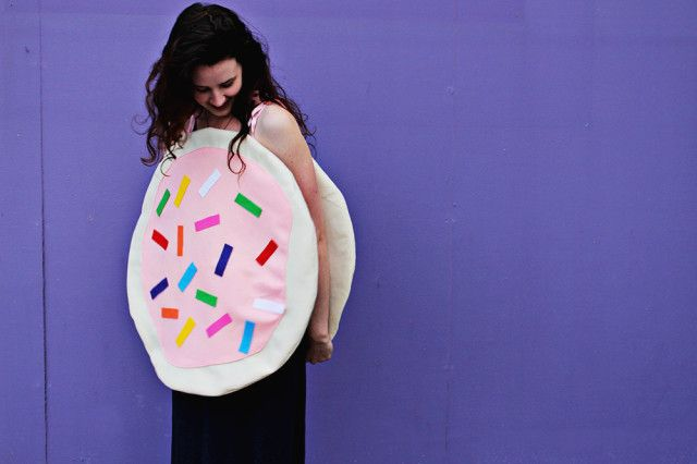 The Original Pink Sugar Cookie Costume