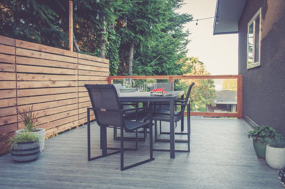 Backyard Deck Makeovers
