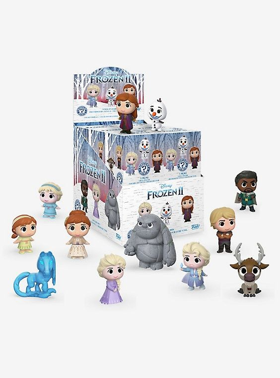 Disney Frozen 2 Surprise Bag Party Blind Mystery Pack Girls Treat Gift New