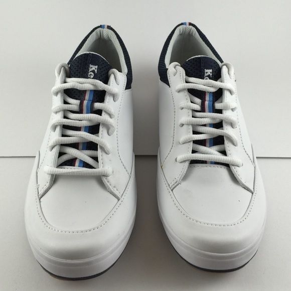 Keds Rebellion Leather Lace-up Sneakers