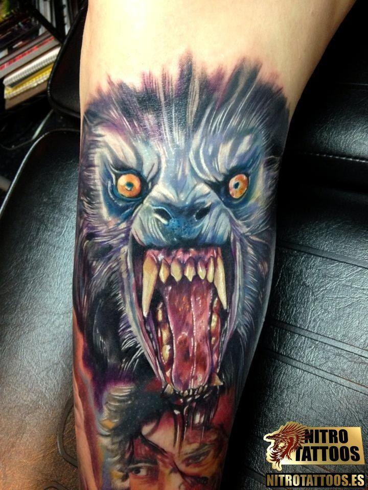Tatuajes Lobos Salvajes Tattoos Pinterest