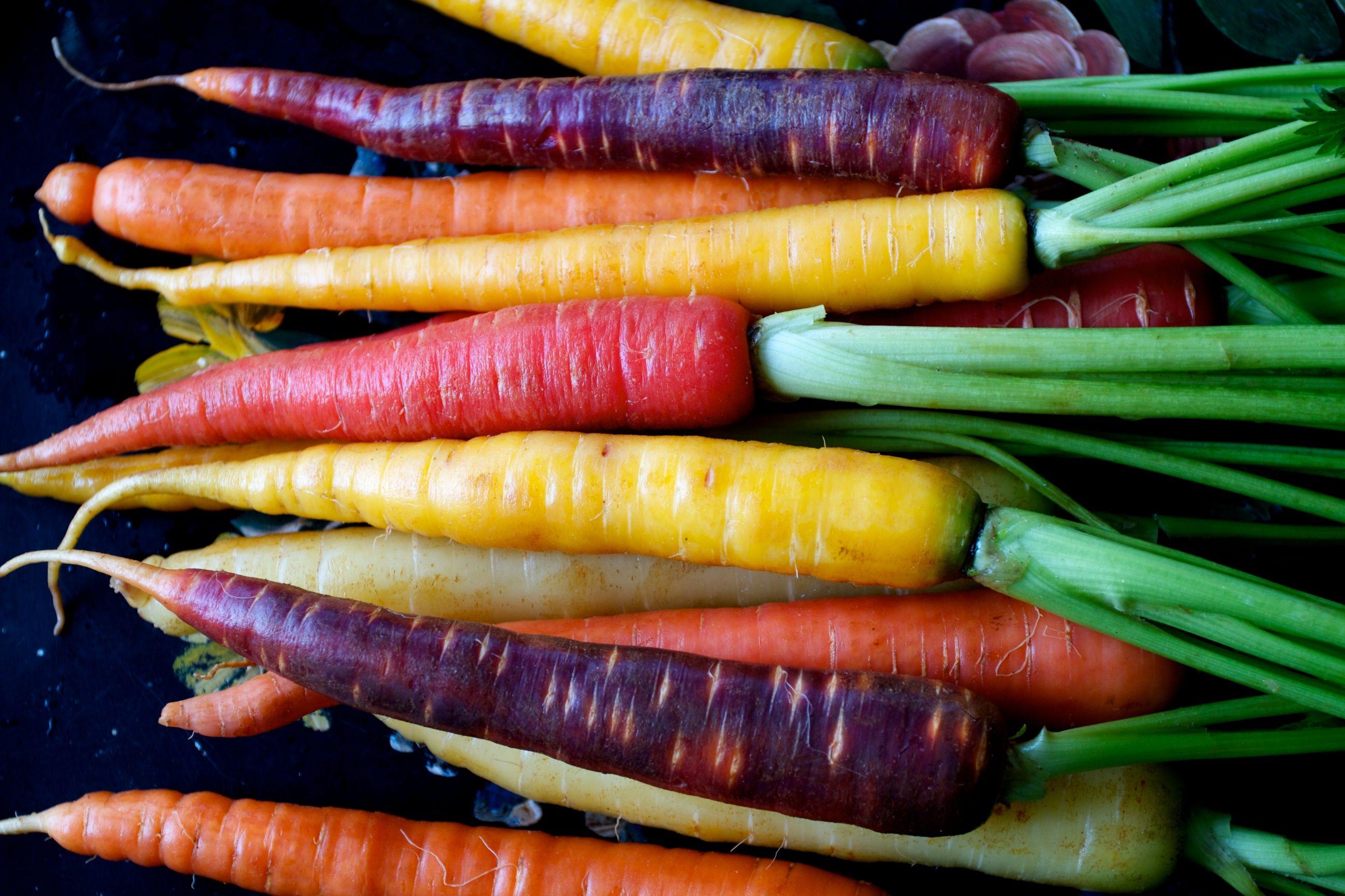 Found On Bing From Theplantfarm Wordpress Com Health Benefits Of Carrots Carrot Benefits Rainbow Carrots