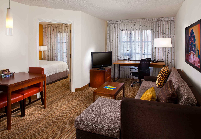 Studio 1 Bedroom Suite Residence Inn by Marriott New