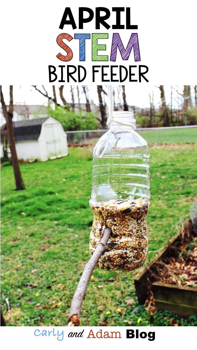 Photo of April STEM Activities (Earth Day STEM Activities, Easter STEM Activities, Spring…