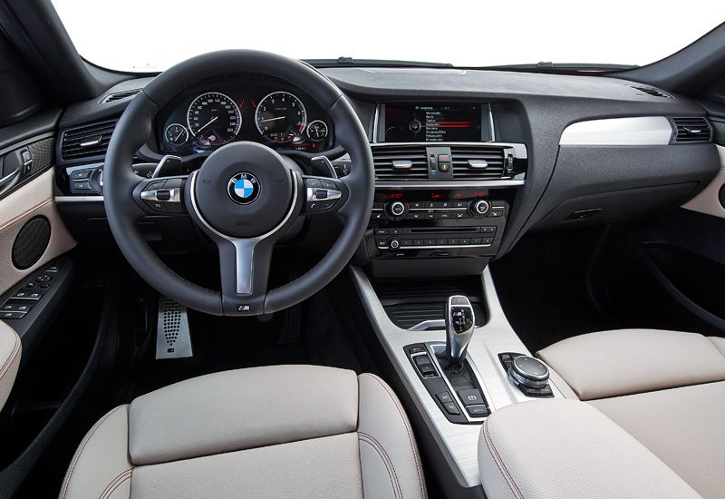 Bmw X4 M40i Interior With Images Bmw X4 Bmw 2017 Bmw