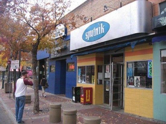 Restaurants Sputnik 3 South Broadway
