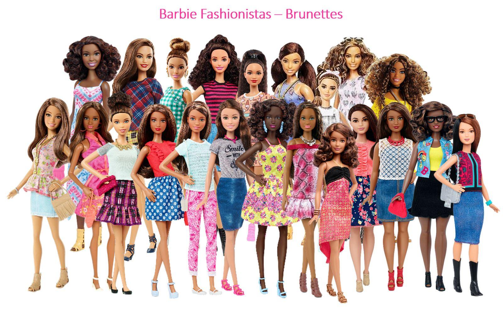 Fashionistas Barbie Doll Pineapple Pop In 2019 Lalki T