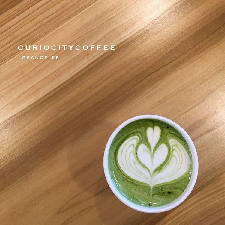 Matcha Latte . . . #latte #hazelnutlatte #good