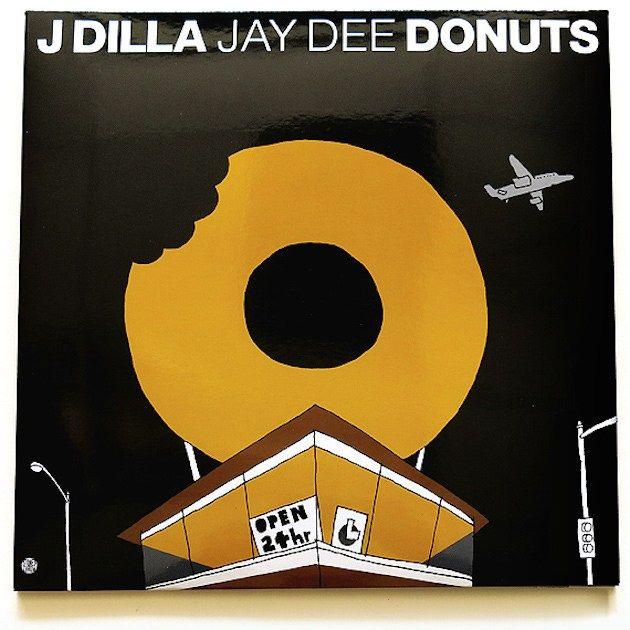 J Dilla Donuts 2006 J Dilla Hip Hop Albums Greatful