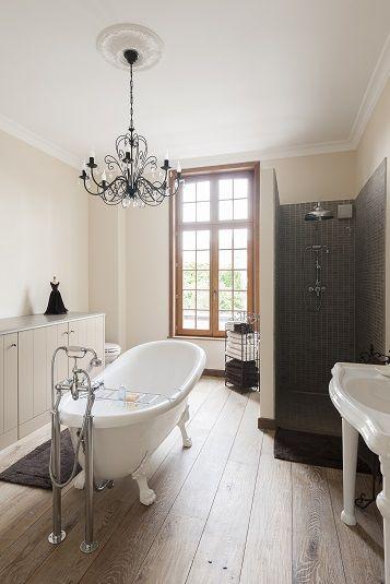 klassieke badkamer - Taps & Baths   landelijke badkamers - klassieke ...