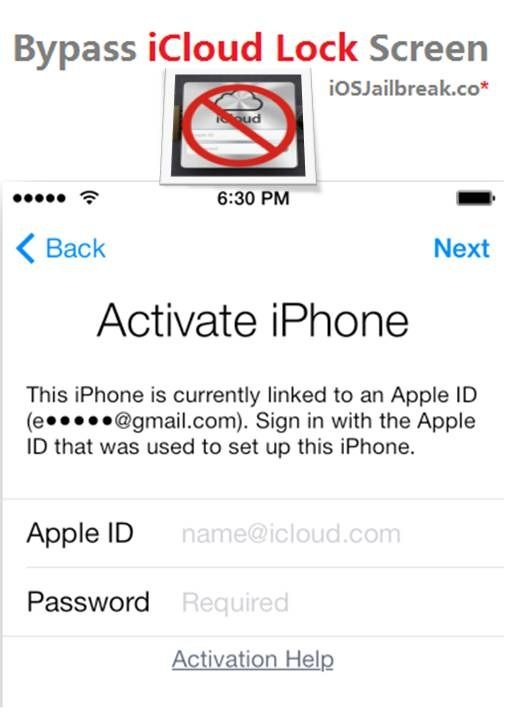 Bypass iCloud lock for free using doulCi iCloud bypass