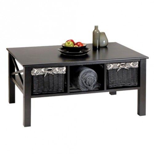 DINA Coffee Table Black at JYSK Decorating Pinterest