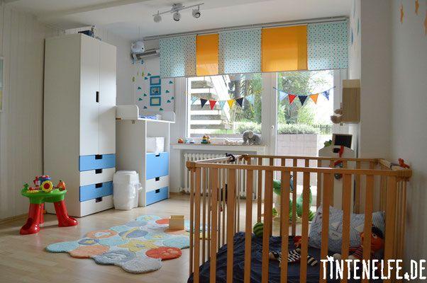Kinderzimmer - Ein Einblick ins Reich des kleinen Herrn - Tintenelfe Blog