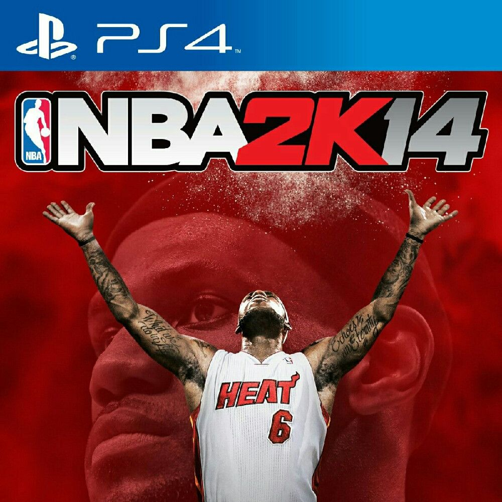 NBA 2K14 Playstation PS4 UPC814349019469 Sealed Brand New