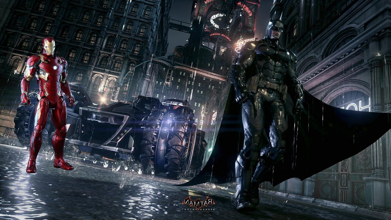1491646022823 Png 1311 737 Batman Arkham Knight Game Batman