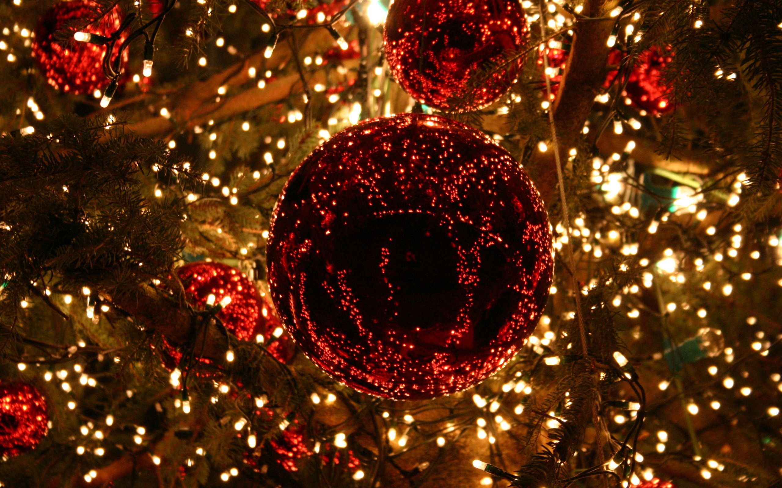 Christmas lights wallpaper hd 1080p