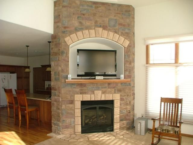 fireplace niche pictures fireplace with tv niche fireplace