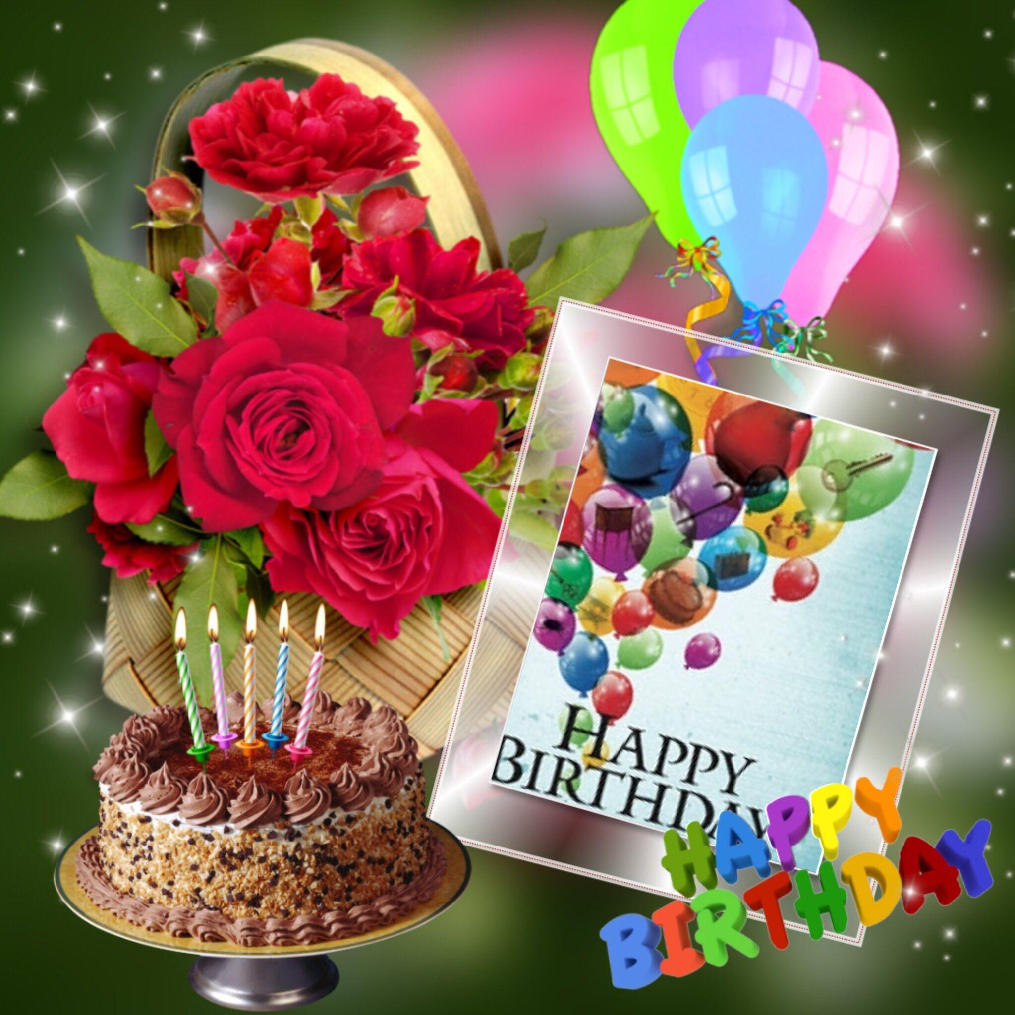 Happy Birthday Bonnie ❤ From Michelle ♥
