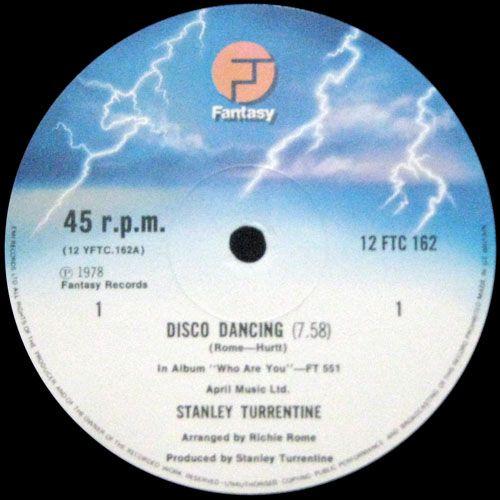 Stanley Turrentine  - Disco Dancing