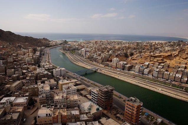 Al-Mukalla, Yemen | West Asia | Syria, Lebanon