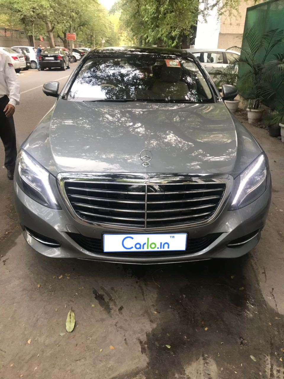 Used Mercedes Benz S 500 Car For Sale In New Delhi Carforsale
