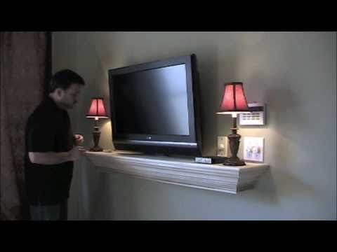 Http Www Hiddenwiremantels This Video Will Show You