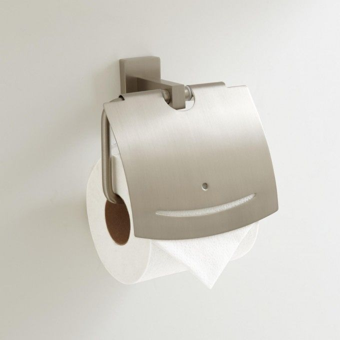 Fresh toilet Paper Holder with Lid