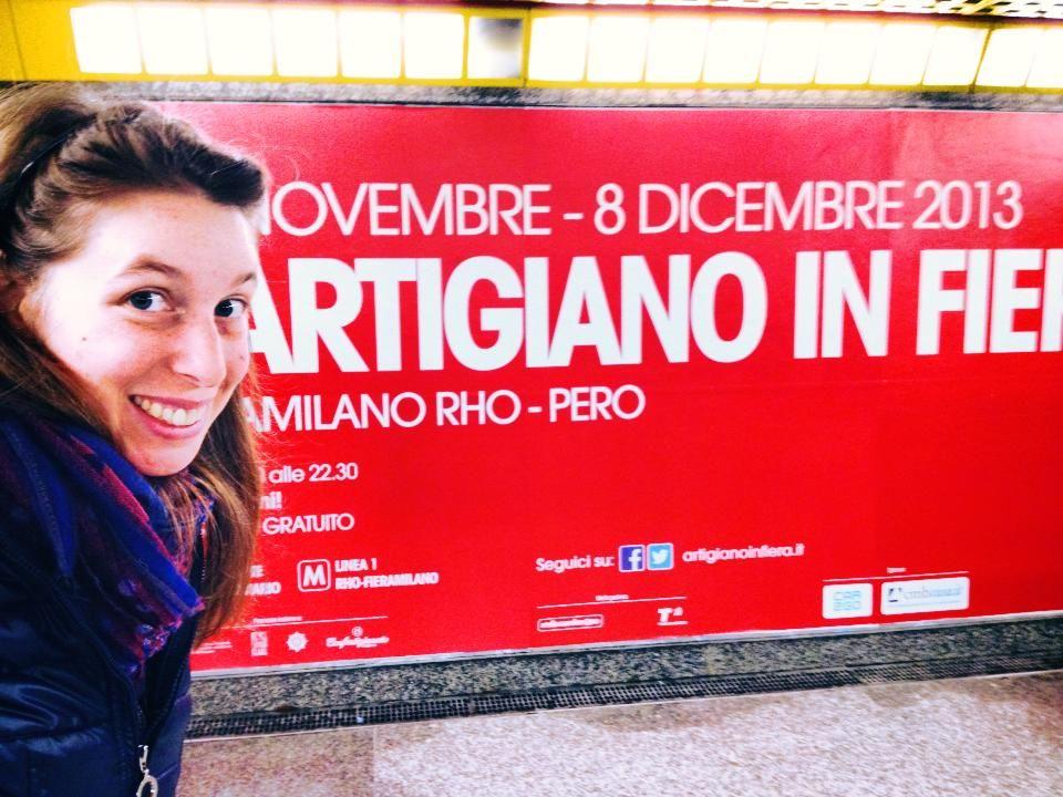 Visi sorridenti, perchè #artigianoinfiera è una festa!